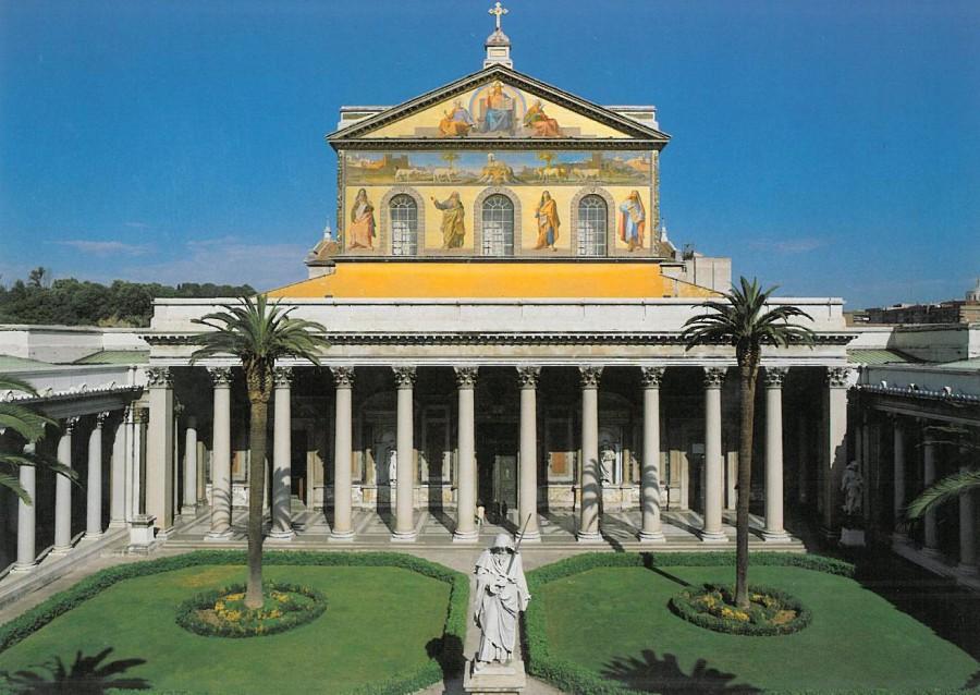 Basilica-san-paolo-fuori-le-mura